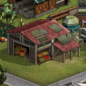 食料貯蔵庫 の画像